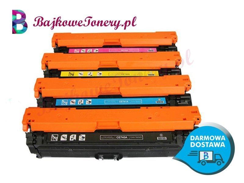 HP CE741A www.BajkoweTonery.pl
