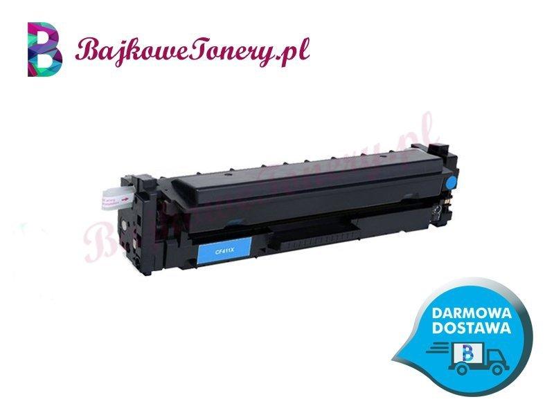 TONER HP CF411X Zabrze www.BajkoweTonery.pl