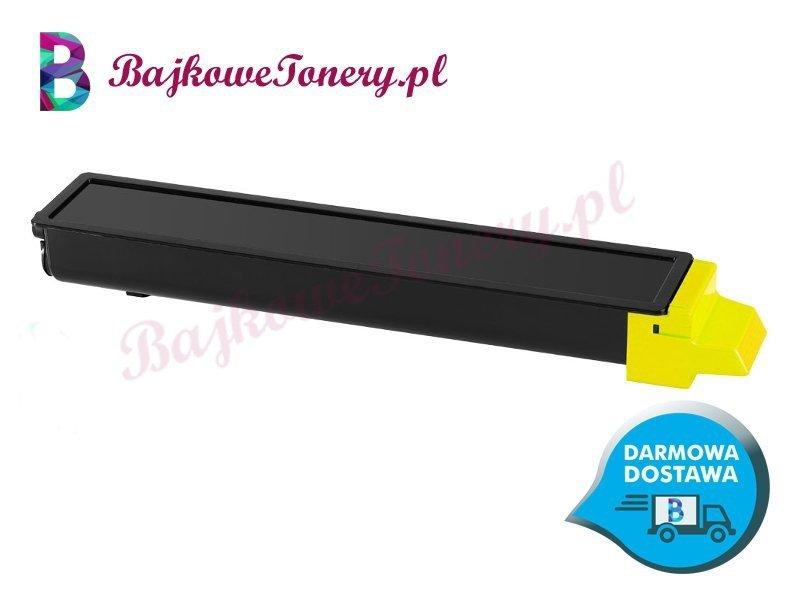 Toner Kyocera TK-895Y Zabrze www.BajkoweTonery.pl