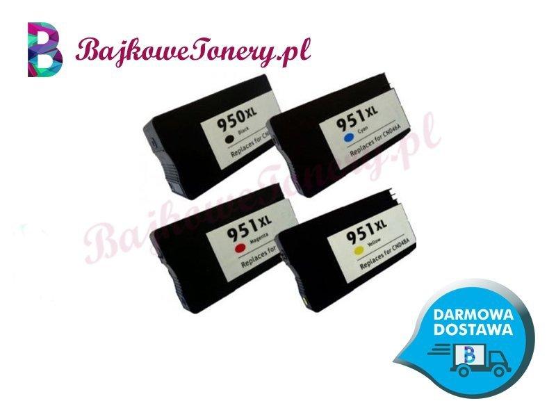 HP 950XL-951XL CMYK Zabrze www.bajkowetonery.pl
