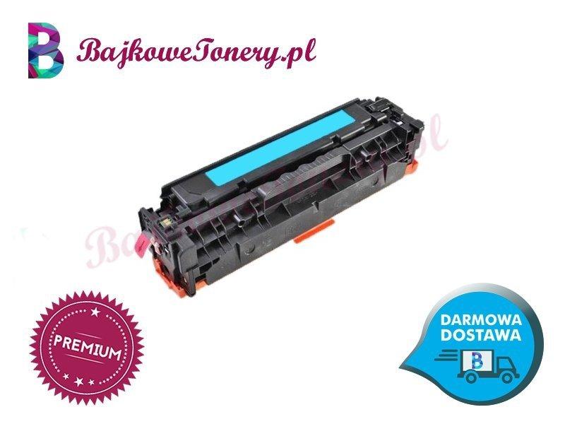 Toner premium zamiennik do canon crg718c, niebieski, lbp7200cdn, mf8380cdw