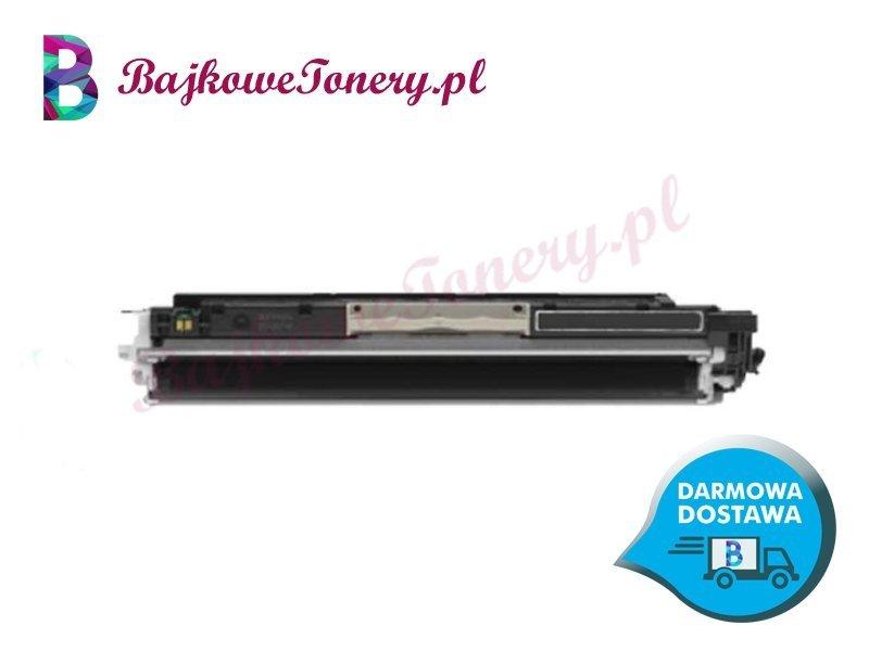 Toner HP CE310A Zabrze www.BajkoweTonery.pl