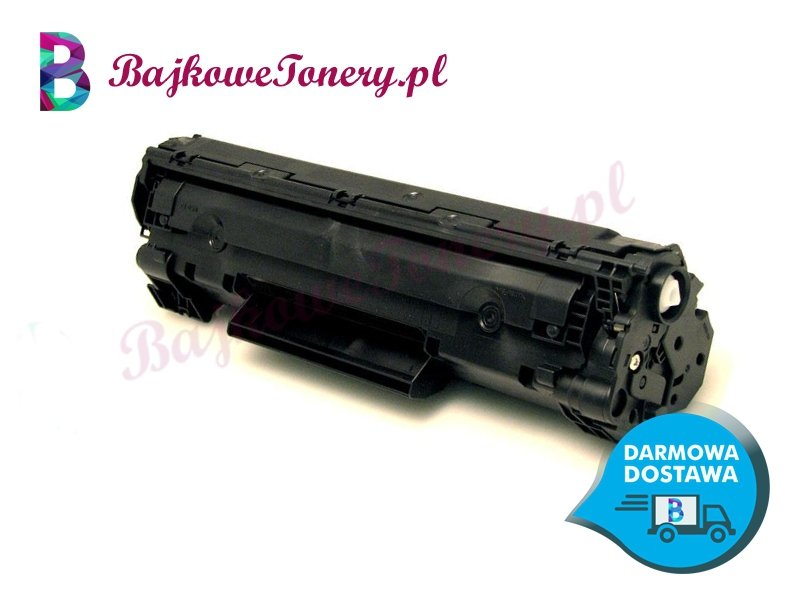 HP CB436A Zabrze www.BajkoweTonery.pl