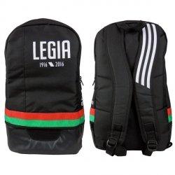 Adidas plecak sportowy Legia Warszawa AH9625