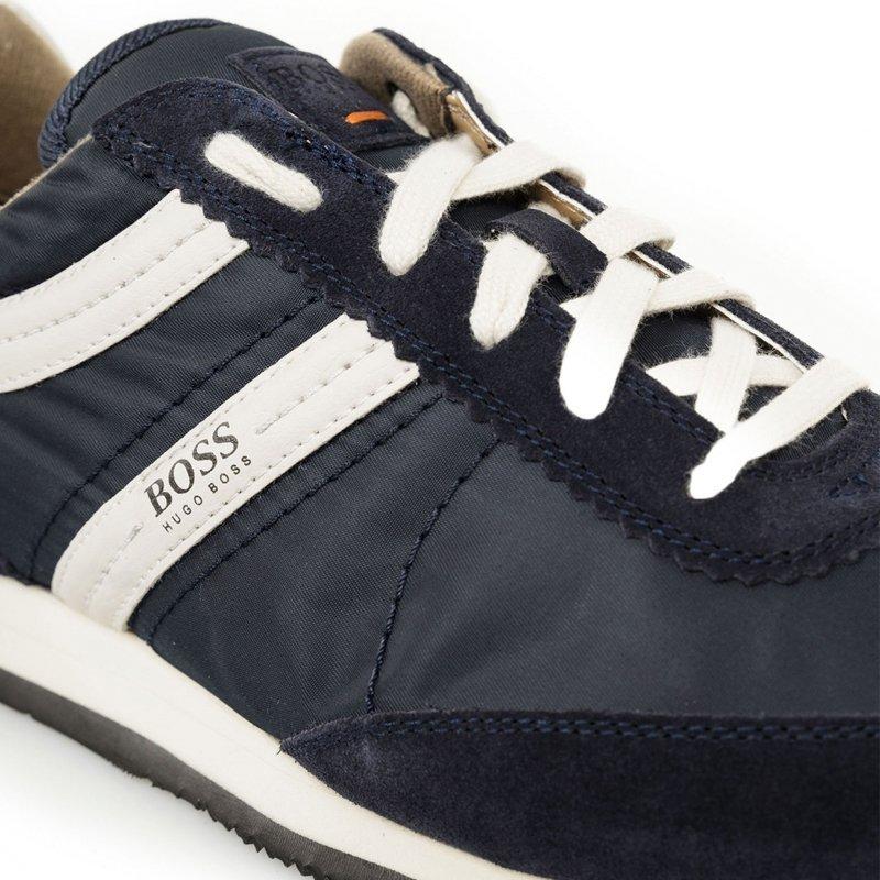 fe62c23dba5b7 Hugo Boss Orange buty sportowe Adrey męskie czarne - OBUWIE