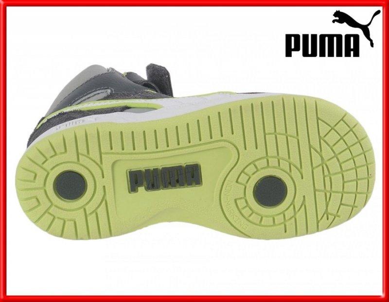 PUMA BUTY DZIECIĘCE SPORTOWE ZIMOWE 358589 01