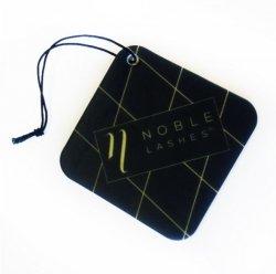 Zawieszki zapachowe z Logo Noble Lashes zapach