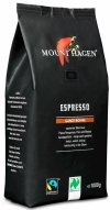 KAWA ZIARNISTA ESPRESSO FAIR TRADE BIO 1 kg - MOUNT HAGEN