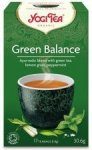 YOGI TEA bio herbata zielona HARMONIA 17szt