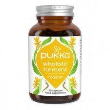 PUKKA bio tabletki kurkuma TURMETIC 30szt