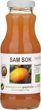 SAM SOK GREJPFRUTOWY BIO 250 ml - VIANDS