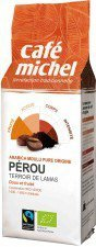 CAFE MICHEL bio kawa mielona PERU 250g