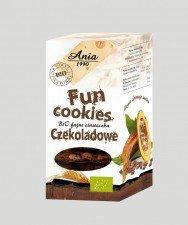 BIO ANIA bio ciasteczka fun cookies KAKAO 120g