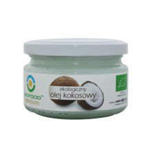 BIO FOOD bio olej KOKOSOWY 180ml