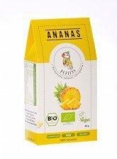 PUFFINS bio suszony ANANAS 40g