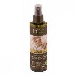 Wygładzający spray do układania i prostowania włosów EO Laboratorie