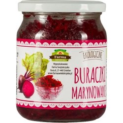 BURACZKI MARYNOWANE BIO 420 g - FARMA ŚWIĘTOKRZYSKA