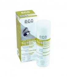 Day plus, SPF 15, krem do twarzy na dzień, 50 ml, Eco Cosmetics