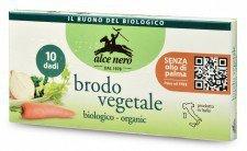 ALCE NERO bio bulion warzywny KOSTKI 10szt