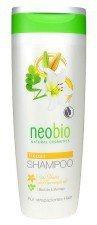 NEOBIO szampon włosy zniszczone LILIA 250ml
