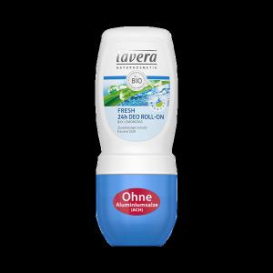 Fresh 24h dezodorant roll-on z bio-trawą cytrynową
