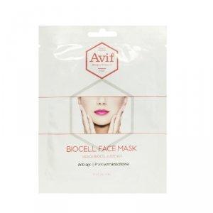 Maska do twarzy biocelulozowa przeciwzmarszkowa 23 ml