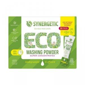 Koncentrat proszku do prania biodegradowalny 20 prań Synergetic