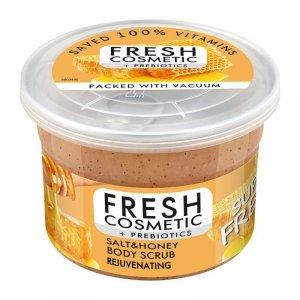 Peeling do ciała Miód i sól 180 ml Fito