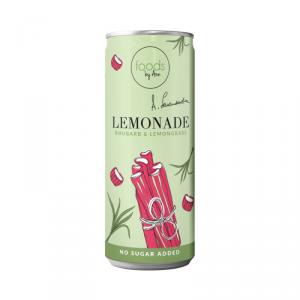 Lemoniada Rabarbar & Trawa cytrynowa 250 ml FBA
