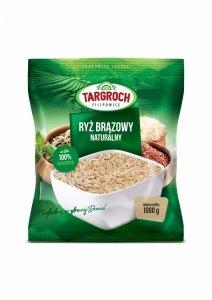 Ryż Brązowy Naturalny 1 kg Włochy - Targroch