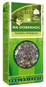 HERBATKA NA DOBRANOC BIO 100 g - DARY NATURY