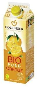 HOLLINGER sok bez cukru POMARAŃCZA 1l