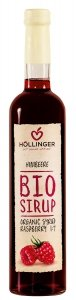 SYROP MALINOWY BIO 500 ml - HOLLINGER