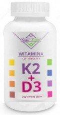 WITAMINA K2mk7+D3 120 TABLETEK - SOUL FARM