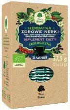 HERBATKA ZDROWE NERKI BIO (25 x 1,5 g) - DARY NATURY
