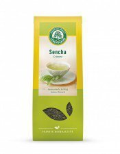 LEBENSBAUM bio herbata zielona SENCHA 75g
