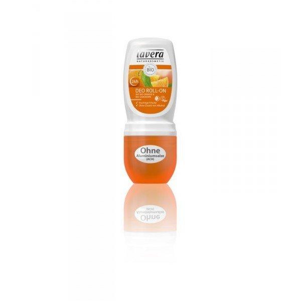 LAVERA BODY dezodorant roll-on POMARAŃCZA 50ml