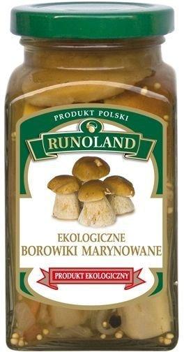 BOROWIK MARYNOWANY BIO 300 g - RUNOLAND