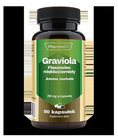 Graviola - 90 kaps. Pharmovit