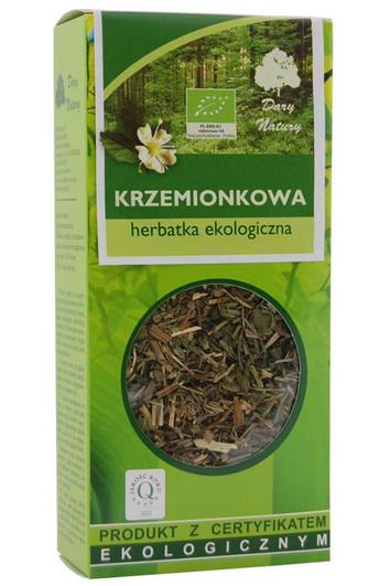 HERBATKA KRZEMIONKOWA BIO 50 g - DARY NATURY
