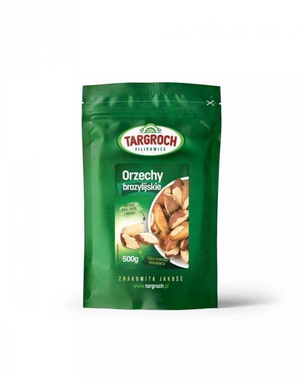 TARGROCH 500g Orzechy brazylijskie