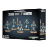 Warhammer 40K - Thousand Sons Scarab Occult Terminators