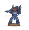 Warhammer 40K - Ultramarines Sergeant Chronus