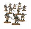 Warhammer 40K - Astra Militarum Cadian Infantry Squad