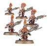 Warhammer AoS -  Fyreslayers Hearthguard