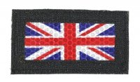 Combat-ID - Naszywka Combat ID - UK - Kolor / DPM