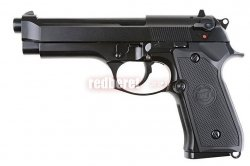 WE - Replika Beretta M92 Full Metal CO2