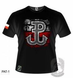 Koszulka Polska Walcząca PAT-01 [rozmiar 2XL]