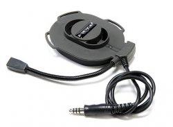 Zestaw słuchawkowy Bowman Elite II - oliwkowy