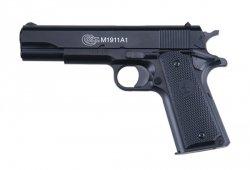 Replika pistoletu sprężynowego COLT 1911 HPA Metal